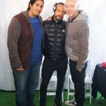 26.04.14 - Bob Sinclar & Erik Hagleton @ Viñedo San Gabriel, Ensenada (Mexico)