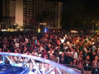 31.12.2009 Bob Sinclar & Carlos Fauvrelle@Puerto Vallarta NYE