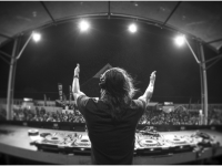 Bob Sinclar @ Gedinne, Namur (Belgium) on 08th August 2014