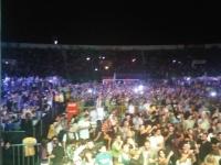 07.02.2012 Bob Sinclar @ Estadio Ramón Tahuichi, Bolivia
