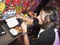 03.01.2010 Bob Sinclar & Carlos Fauvrelle@Vanity, Las Vegas
