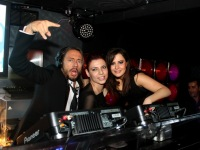 13.02.2011 Bob Sinclar at Grammy L.A. USA