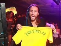 06.05.2011 Bob Sinclar at Lique Curitiba Brazil