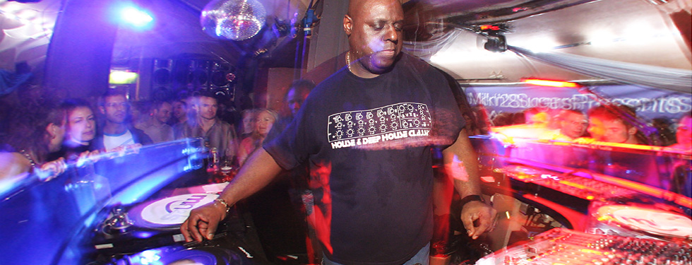 Tony Humphries in the house!
