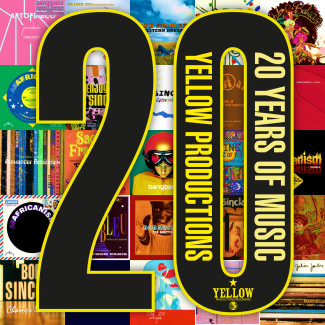 YELLOW PRODUCTIONS is celebrating this year their 20th anniversary!