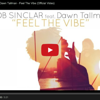 The official video clip for Bob Sinclar's latest single 'Feel The Vibe' is out now!