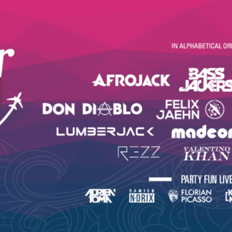 Lumberjack @ Summer Sound Festival, Rochefort (France) on August 04th, 2017