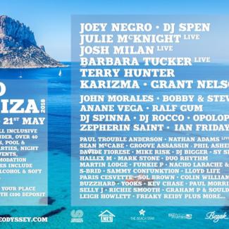 Go Ibiza 2018