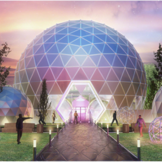 DOME Theatre (360 Digital entertainment complex)