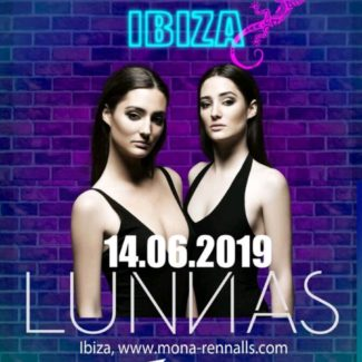 Lunnas for Sweet Ibiza opening event @ Passage, Vienna (Austria) on June 14th, 2019