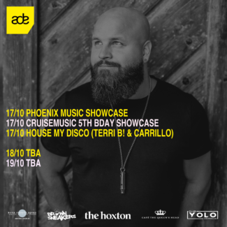 Brown Sneakers @ ADE 2019, Amsterdam (The Netherlands) October 17th-20th, 2019