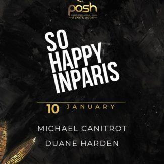 Duane Harden @ Posh, Florianopolis (Brazil) on January 10th, 2020