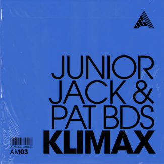 JUNIOR JACK & PAT BDS – 'KLIMAX' – RELEASE DATE: 28TH AUGUST