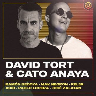David Tort @ Viuz Club, Medellin (Colombia) on June 27th, 2021