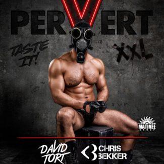 "David Tort at ""Matinee Pervert in Paris"" @ The Bridge Club, Paris (France) on September 25th, 2021"