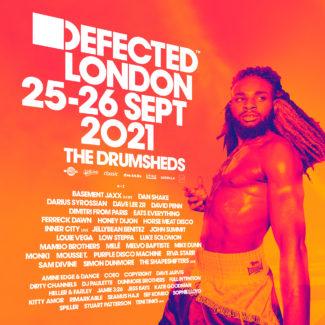 Dimitri From Paris for Defected London Festival, London (UK) on September 26th, 2021